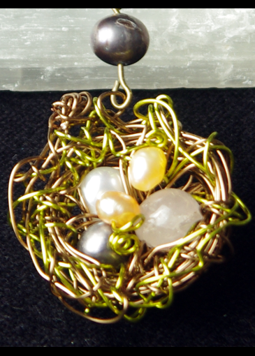 Picture of Nesting Time Amulet