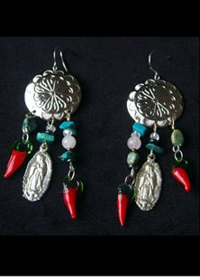 Picture of Milagro Caliente Ear Amulets