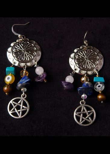 Picture of Meet Me In Salem Ear Amulets