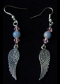 Picture of Angel Whispers Earrings Angelite