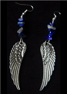 Picture of Archangel Michael Earrings