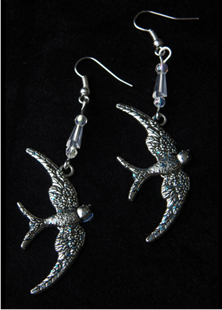Picture of Free Bird Earrings