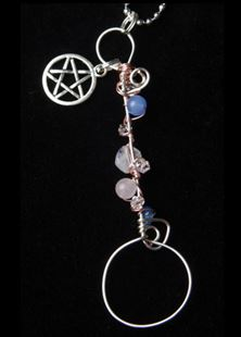 Picture of Witchy Bubble Wand Talisman #2