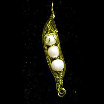Picture for category Peaceful Peapod Necklaces