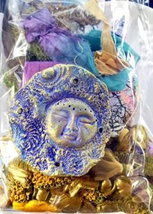 Picture of DIY Spirit Art Doll Kit Blue Moon