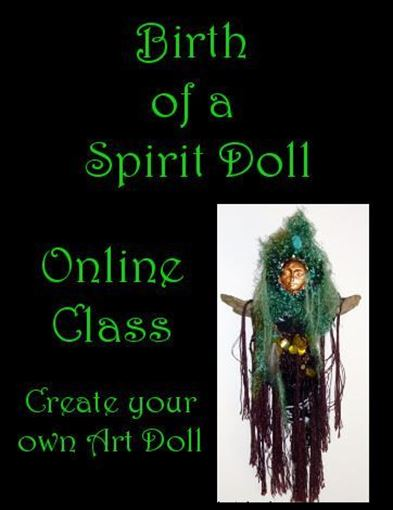 Picture of Online Art Doll Class