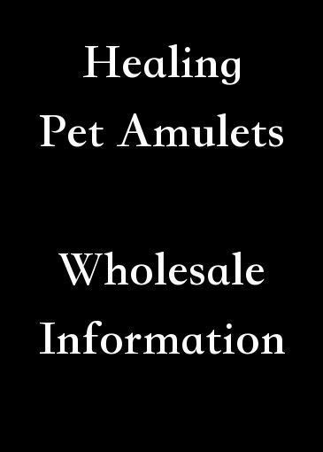 Picture of Healing Pet Amulets Wholesale