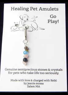 Picture of Go Play Healing Pet Amulet