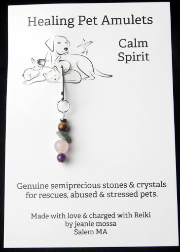 Picture of Calm Spirit Pet Amulet