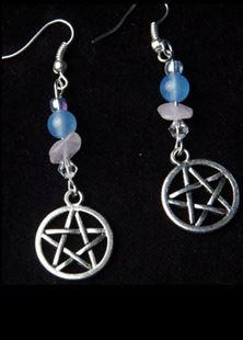 Picture of Bewitched in Salem Earrings