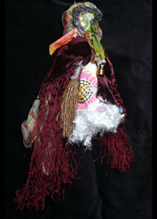 Picture of La Befana Spirit Doll