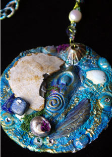 Picture of Undine Dreams ARTifact Necklace #8