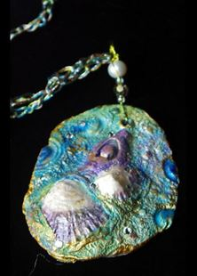 Picture of Undine Dreams ARTifact Necklace #3