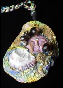 Picture of Undine Dreams ARTifact Necklace #9