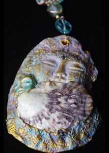 Picture of Undine Dreams ARTifact Necklace #6