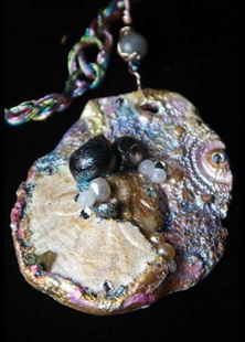 Picture of Undine Dreams ARTifact Necklace #12