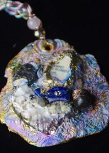 Picture of Undine Dreams ARTifact Necklace #13