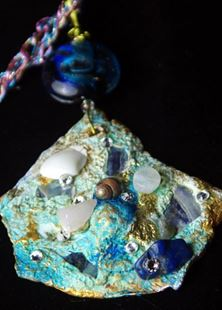 Picture of Undine Dreams ARTifact Necklace #15