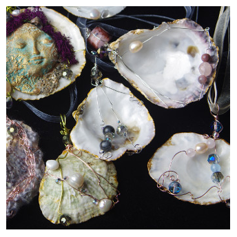 Picture for category Wire Wrapped Seashell Jewelry