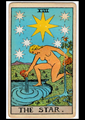 Picture of The Star Tarot Card Pendant