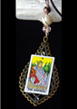 Picture of The Empress Tarot Card Pendant