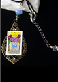 Picture of The Lovers Tarot Card Pendant
