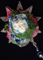 Picture of Celestial Fae with Quartz Crystal Brooch