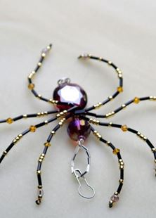 Picture of Majestic Garden Spider Talisman #5