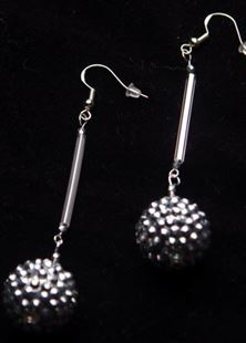 Picture of New Year's Eve at Time Square Earrings