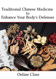 Picture of Traditional Chinese Medicine to Enhance Your Body's Defenses