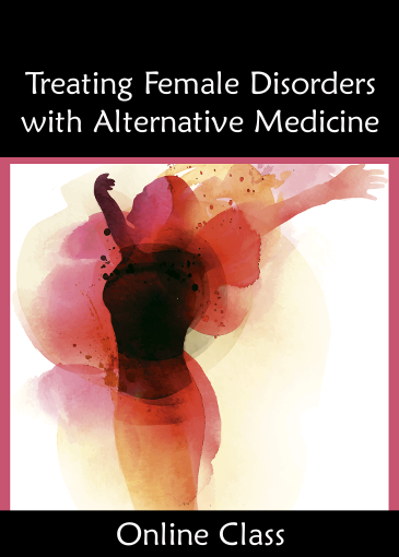 Picture of Treating Female Disorders with Alternative Medicine