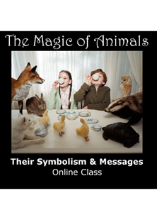Picture of The Magic of Animals:  Their Symbolism & Messages ONLINE CLASS